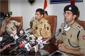 international drug gang busted in jammu seven arrested