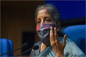 economy shows clear after  lockdown  sitharaman