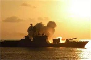 navy of india and bangladesh will conduct military exercises from saturday
