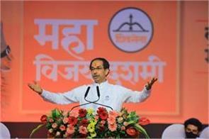 uddhav thackeray challenged to modi on  hindutva