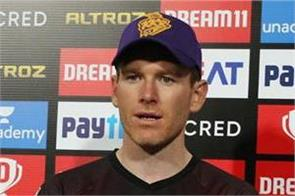 morgan said will have to win in the next match against rajasthan