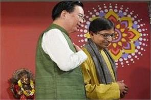 diwali celebrated in taiwan foreign minister tells india cute asian neighbor