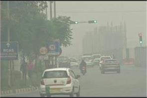 delhi climate deteriorated ghaziabad most polluted