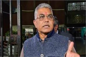 dilip ghosh convoy attacked in west bengal