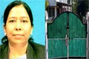 woman judge hanged after draping sari no suicide note found