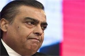 mukesh ambani got a big shock slipped four places in the list of world s rich