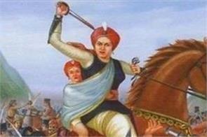 pm modi salutes rani laxmibai