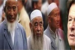pak scribe says imran silent on uyghur persecution but lectures france