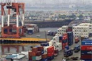 signs of improvement in exports