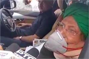 op chautala said after the defeat in baroda by election