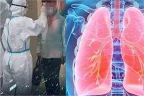 symptoms of lung fibrosis in people recovering from corona