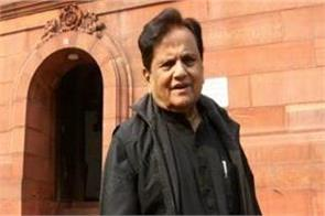 ahmed patel last wish was fulfilled