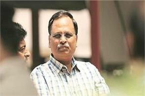 delhi health minister jain said third wave of corona in delhi