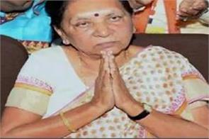 maulana sadiq s death is an irreparable loss to society anandiben patel