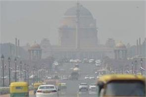 delhi s air again bad