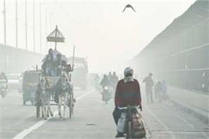 delhi minimum temperature dropped to 10 8 degrees celsius