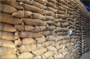 food grains and warehouses in punjab are facing huge problems