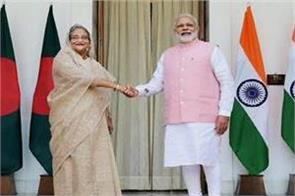 virtual meeting between pm modi and sheikh hasina to be held in december