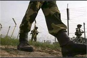 pakistani army targets three sectors near loc in poonch