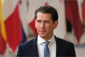 austria s chancellor warns  political islam is dangerous for the europe