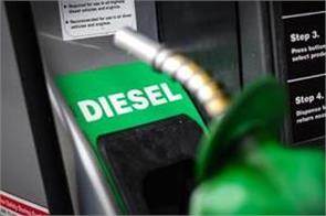 diesel sales fell 5 in november after reaching corona east levels in october