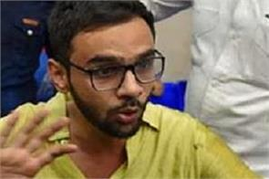 national news arvind kejriwal omar khalid jnu delhi riots