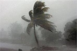 cyclone  threatens another cyclonic storm warning for four states