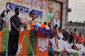 21 leaders of left parties joined bjp in bengal