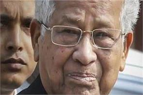 former assam cm tarun gogoi is no more read all day s big news in one click