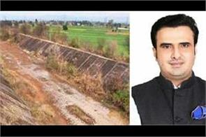 rajan rao commented on state government about issue of water