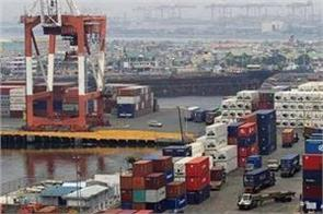 india s exports fell 5 12 percent in october