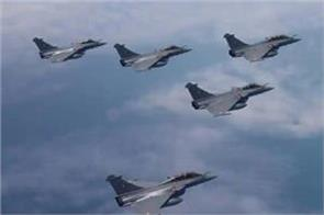 second batch of rafale fighter jet arrived in india under tension from china