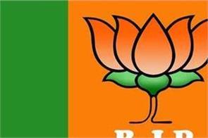 bjp released list of state in charge madhya pradesh to p muralidhar rao