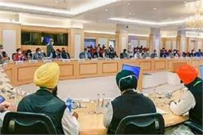 negotiations with farmers  india closed on 8th and next meeting on 9th