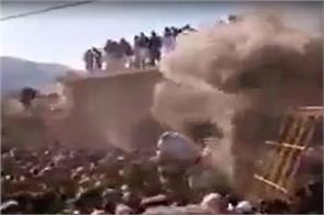 sabotage in hindu temple in khyber pakhtunkhwa pakistan