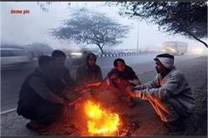 weather update severe cold in northern india including punjab