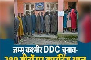 jammu and kashmir ddc election result today
