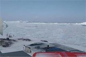 coronavirus reaches antarctica last untouched continent