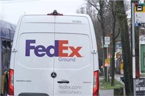 fedex begins receiving vaccine from pfizer bionetac