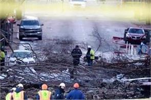 nashville blast suspect died in explosion say police
