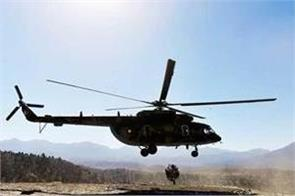 military helicopter crash in north pakistan leaves 4 dead