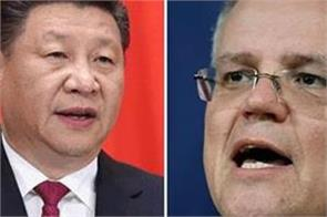 china refuses to apologize to australia over official s tweet