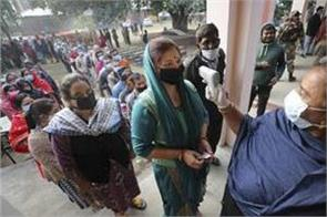 voting continues for the third phase of ddc elections in j k