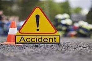 accident in samba 2 injured
