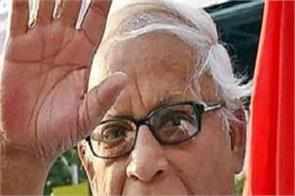 former bengal cm buddhadeb bhattacharya condition critical