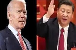 china tests biden with south china sea exercises