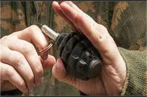 grenade attack in tral 8 people injured