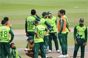 another member of pakistan team is corona positive