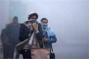 cold wave havoc in delhi
