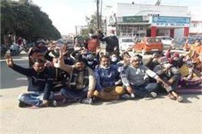 safai karamchari protest in kathua